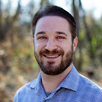 Justin Ziebarth, MA, LPC  (On Sabbatical)